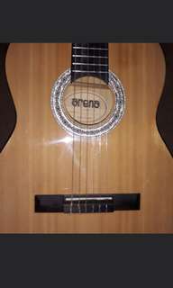 arena nylon acoustic guitar