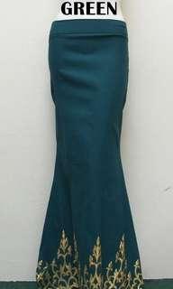 Songket Skirt
