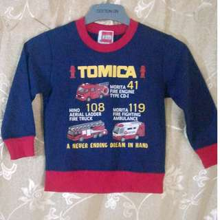 #20under Tomica Dark Blue Sweater