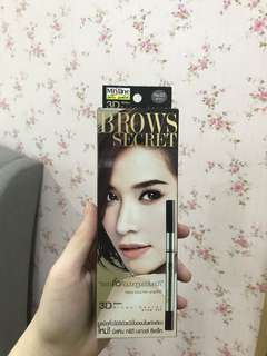 ORI Mistine Secret Brow Set 3 in 1