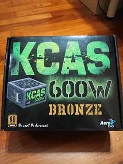 Power supply Unit (PSU) KCAS 600W