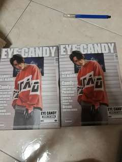 Samuel eye candy album