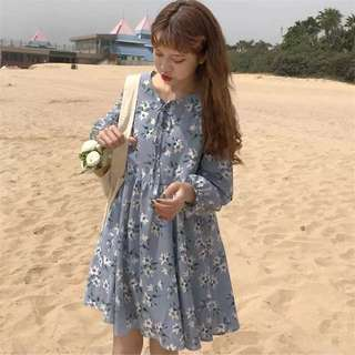 PO❗️❗️Floral Babydoll Dress💕💕