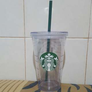 Starbucks Basic Coldcup Grande