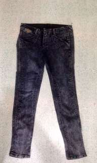 Two-way jeans
