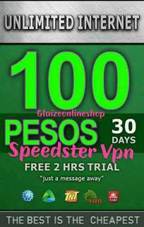 SPEEDSTER VPN