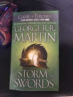 #horegajian Game of Thrones: A Storm of Swords