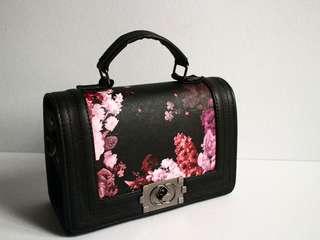 Floral handbag madani