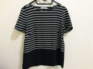 Valino Stripe blouse