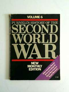 Purnell's History of the Second World War Volume 6 by Barrie Pitt
