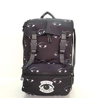 Kenzo Multicolor Eyes Backpack