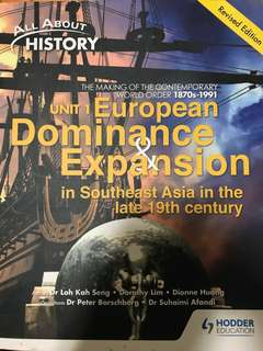 All About History Unit 1 European Dominance & Expansion