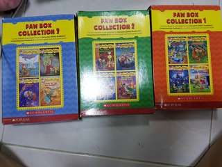 ***FAST DEAL-$40*** Geronimo Stilton 3 paw collection box set: 12 books