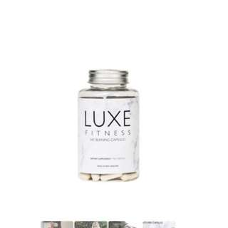 Luxe Fitness Fat Burning Capsules x2