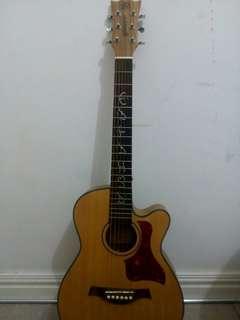 Mavey Baybayin-05 Acoustic Guitar (Traveler)