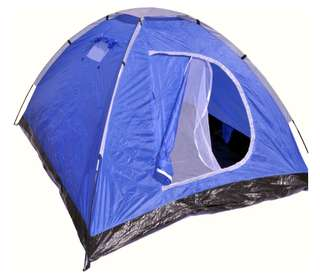 First 1 (2) 3 Person Tent with (2) Sleeping Bags as Throw In