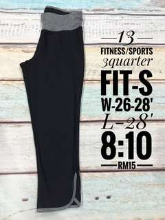 Fitness / sports pants