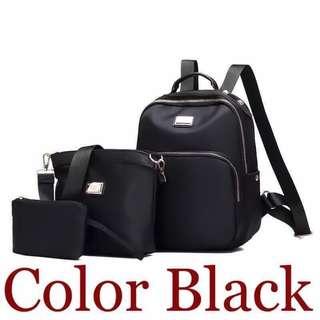 3 in 1 Fashion Bag