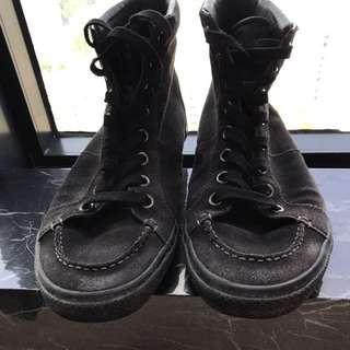 Prada High Cut Shoes