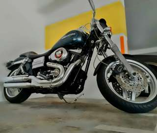 2010 Harley Davidson FXDC Dyna Super Glide Custom for Sale