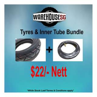 CST Tyre/InnerTube/Speedway/ Dyu/Dualtron/Reaihub/Escoot/Escooter/ 8inch/10inch/11inch