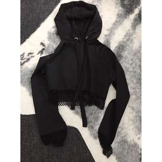 Black Hoodies Size M