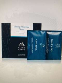 Oars + Alps Cleansing Wipes
