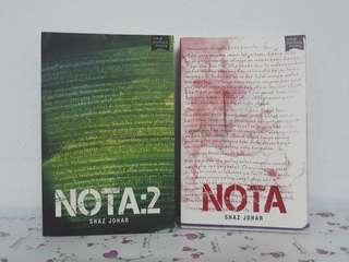 Buku Fixi : Nota 1 & 2