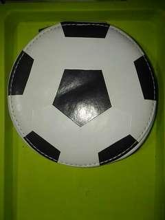 足球 壘球型面 光碟/DVD/VCD/DISC 20隻 儲存包 收納袋 X 2個