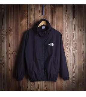 The North Face Supreme Windbreaker Hoodie Jacket