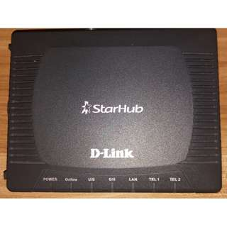 D-Link DCM-712 VoIP Cable Modem for Sale
