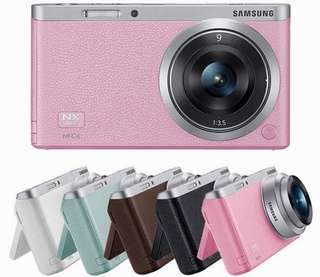 🚚 Samsung NX Mini