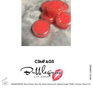 EDIBLE LIP SCRUB 10g