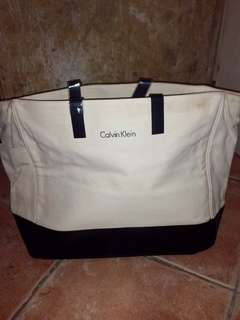 Big Calvin Klein Travel Bag
