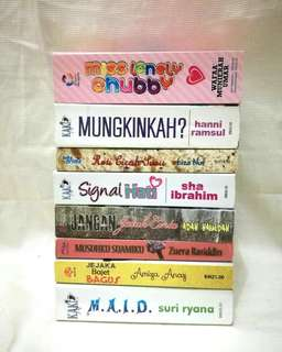 Novel Cinta Melayu #under20