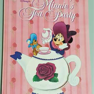 Minnie's Tea Party