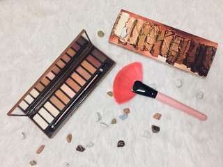 Naked Heat by Urban Decay eyeshadow palette
