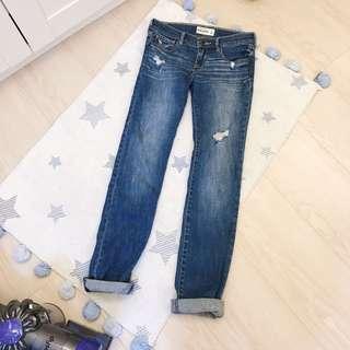 🚚 Abercrombie&fitch 牛仔褲