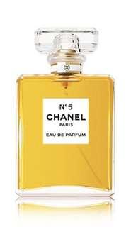 Chanel N°5香水 100ml
