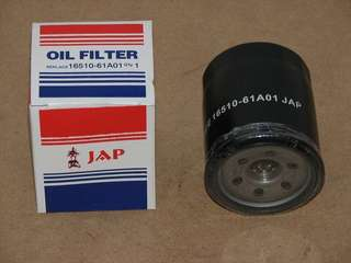 Suzuki Oil Filter [16510-61A01]