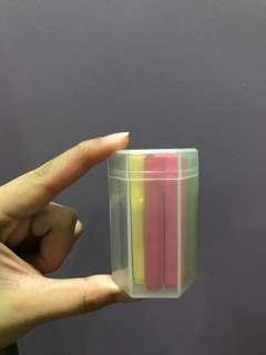 Muji Mini Colored Markers