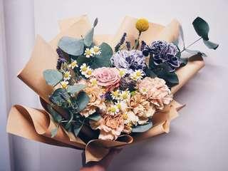 FLASH SALE : Flower Bouquet - Birthday / Anniversary