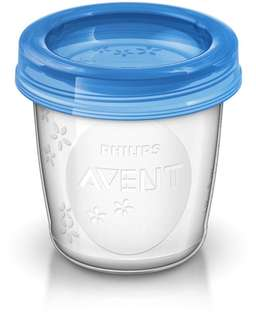 Philips Avent breastmilk storage cup