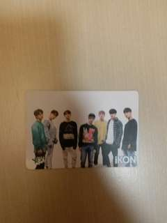 Ikon yes card