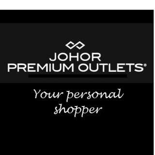 Personal Shopper at Johor Premium Outlet