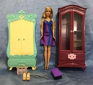 Barbie 衣櫥