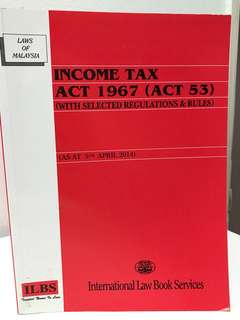 Income Tax Act 2014