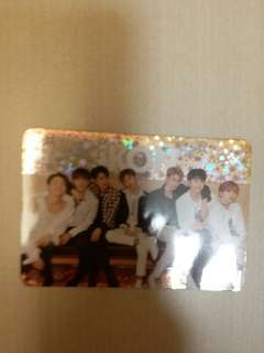 Ikon yes card 閃卡