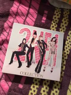 2ne1 Collection Album Tyoe B