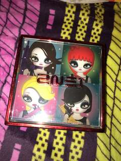 2ne1 Second Mini Album